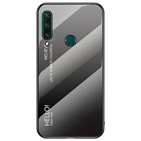 Чехол Gradient Hello для Huawei Honor 10i