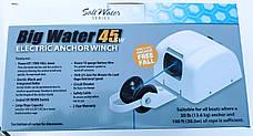 Якорная лебедка для лодки AutoTRAC Big Water AC45SW (для соленой воды), фото 2