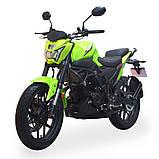 Дорожный мотоцикл Lifan SR200, фото 6
