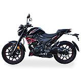 Дорожный мотоцикл Lifan SR200, фото 7