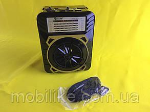 Потужний Радіоприймач GOLON RX-9122 Синій