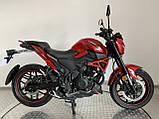 Дорожный мотоцикл Lifan SR200, фото 8