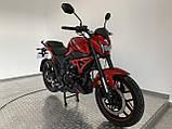 Дорожный мотоцикл Lifan SR200, фото 9