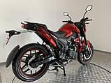 Дорожный мотоцикл Lifan SR200, фото 10