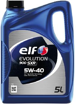 Elf Evolution 900 SXR 5W-40 5л
