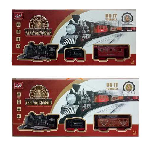 Bambi / Детская железная дорога 8299-84-85  локомотив19см