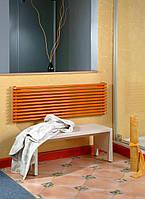 Дизайнерский горизонтальный трубчатый радиатор Betatherm Praktikum, фото 1