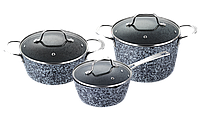 Набір посуду 6 предметів Maxmark MK-SET20