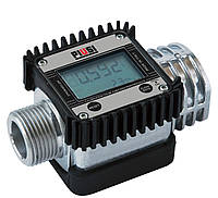 Электронный счетчик расходомер для дизельного топлива К24 6-120 л/мин PIUSI Италия F00408100