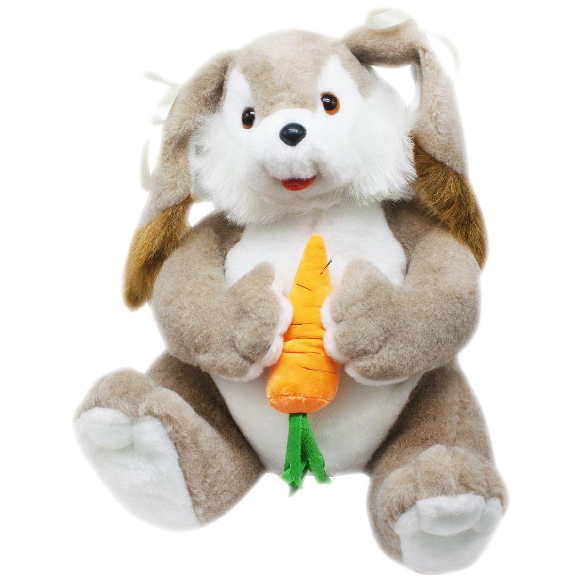 Мягкая плюшевая игрушка Boxi Зайка Катя 110 см