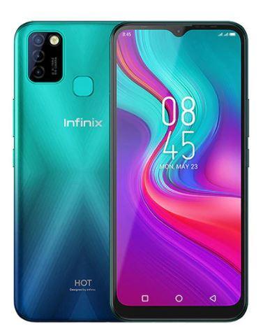 Смартфон Infinix Hot 10 lite Green