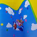 """Качественный игровой коврик для вашего Младенца""""Самолет"""" 90*150 см, фото 2"""