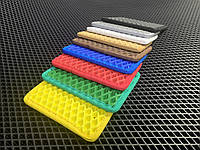 Авто-ковры из EVA 1500х1000х1см (цветной)