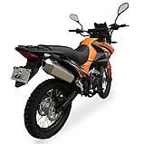 Кроссовый мотоцикл Shineray XY 250GY-6B CROSS, фото 2