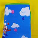 """Качественный игровой коврик для вашего Младенца""""Самолет"""" 90*150 см, фото 3"""