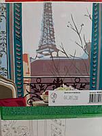 Картина  по номерам на холсте Завтрак в Париже №0001350 ROSA START