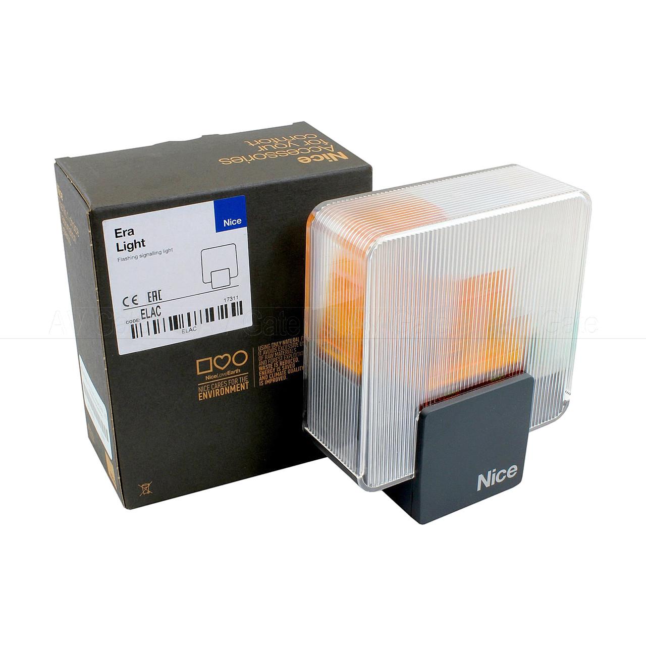 Сигнальна LED-лампа ELAC Nice (220B)