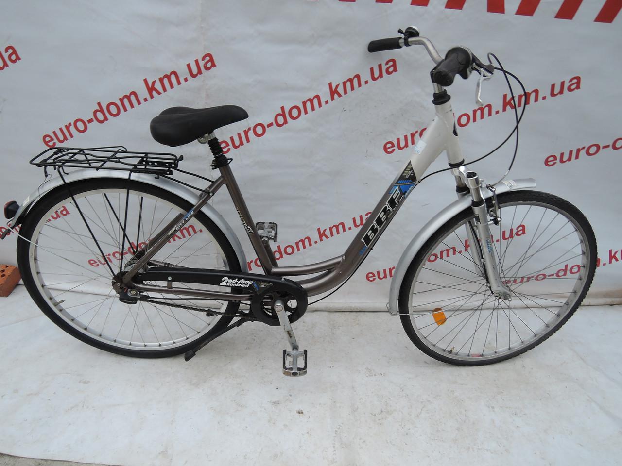 Городской велосипед BBF 28 колеса 7 скоростей на планитарке