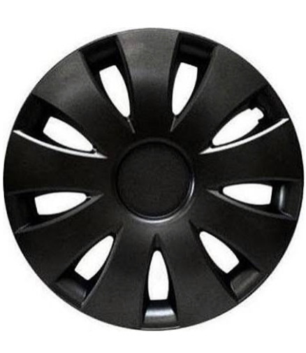 Колпаки R14  Jestic Aura  Black