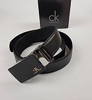Мужской ремень Calvin Klein автомат в коробочке