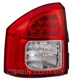 Фонарь задний левый LED для Jeep Compass 2011-16