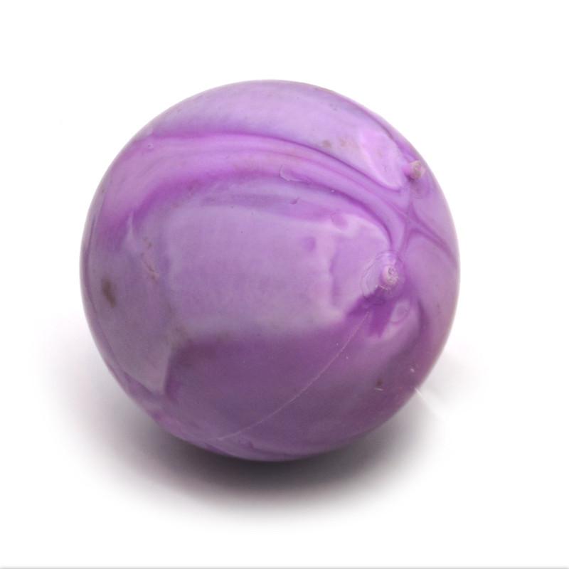 Мяч Sum-plast №4 игрушка резиновая для собак 8 см