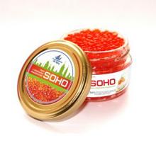 Ікорний продукт з морських водоростей червона, SOHO, 100г