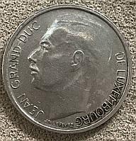 Монета Люксембурга 1 франк 1970 г.