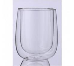 Стакан стеклянный с двойным дном 400 мл Lessner 211301 (11301-400 LS)