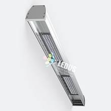 Промышленно-складской линейный LED светильник со вторичной оптикой (линзованный) 120W IP65 1200 мм