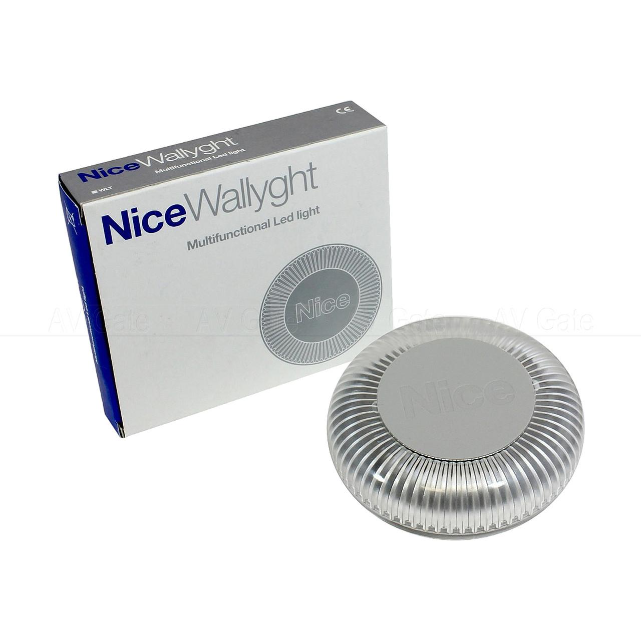 Сигнальная LED-лампа WLT Nice (12/24B, BLUEBUS)