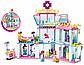 "Конструктор Sluban Girls Dream M38-B0799 ""Розовая мечта: клиника"" 459 дет, фото 2"
