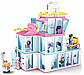 "Конструктор Sluban Girls Dream M38-B0799 ""Розовая мечта: клиника"" 459 дет, фото 3"