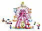 """Конструктор Sluban Girls Dream M38-B0723 """"Парк развлечений: колесо обозрения"""" 789 дет, фото 2"""