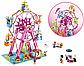 """Конструктор Sluban Girls Dream M38-B0723 """"Парк развлечений: колесо обозрения"""" 789 дет, фото 3"""