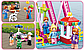 """Конструктор Sluban Girls Dream M38-B0723 """"Парк развлечений: колесо обозрения"""" 789 дет, фото 5"""