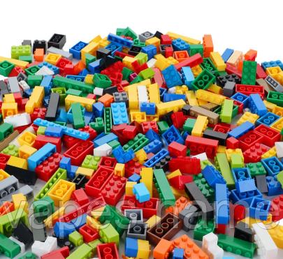 Конструктор Blocks 500 деталей (без коробки)