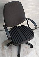 Подушка ортопедическая для копчика на офисные и компьютерные кресла. EKKOSEAT