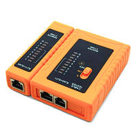 CT468 кабельный тестер витой пары для проверки состояния кабеля