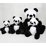 Панда. Мягкая игрушка. Панда плюшевая. Плюшевая панда. Панда 55см., фото 4
