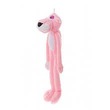 Мягкая игрушка. Пантера плюшевая 125см. Плюшевая розовая пантера. Пантера в подарок. Подарок. Мягкий подарок.