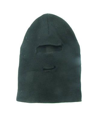 Шапка-Балаклава зимняя с открытым ртом, фото 2