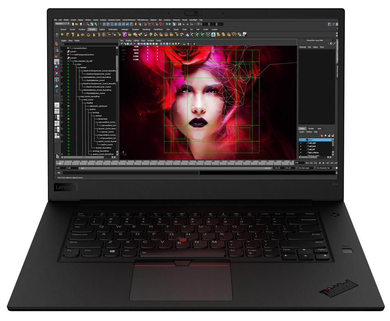 Lenovo ThinkPad P1 [20TH000NRT]
