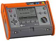 Імпульсний метод вимірювання динамічного імпедансу заземлення блискавкозахисту за допомогою приладу MRU-200UA.