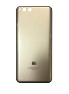 Задняя панель корпуса (Крышка) для Xiaomi Mi6 (Золотая) Оригинал Китай