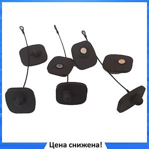 Антикражные датчики Мини радиочастотные черные
