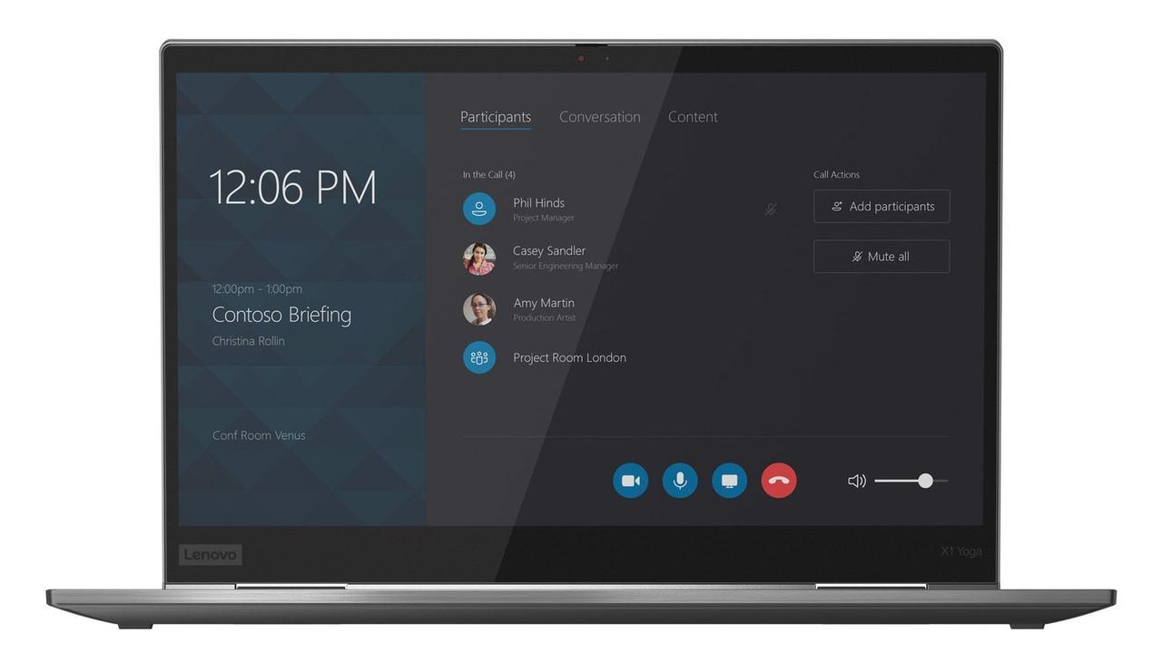 Lenovo ThinkPad X1 Yoga [20UB0000RT]