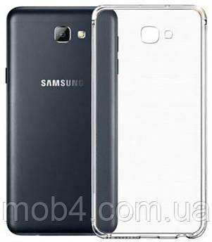 Силиконовый прозрачный чехол для Samsung Galaxy (Самсунг Гелекси) A310