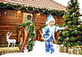 Детский костюм Санты / гномика