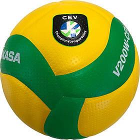 Волейбольный мяч Mikasa V200W-CEW